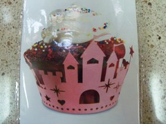 Fox Run Cupcake Wraps-Fairy princess